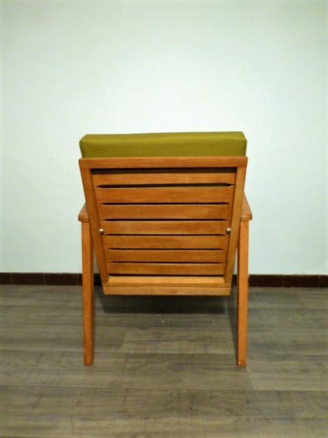 fauteuil d exterieur vintage 1960. Black Bedroom Furniture Sets. Home Design Ideas