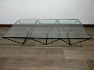 TABLE BASSE ALANDA. PAOLO PIVA 1980
