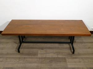 TABLE BASSE MODERNISTE VINTAGE. 1960