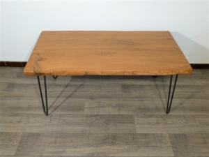 TABLE  BASSE SUR MESURE HAIRPIN LEG